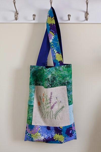 Jessica Lute market bag