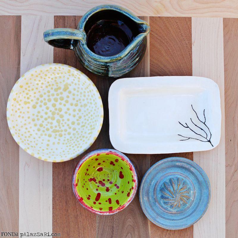 Ronda Palazzari Cheyenne Ceramics