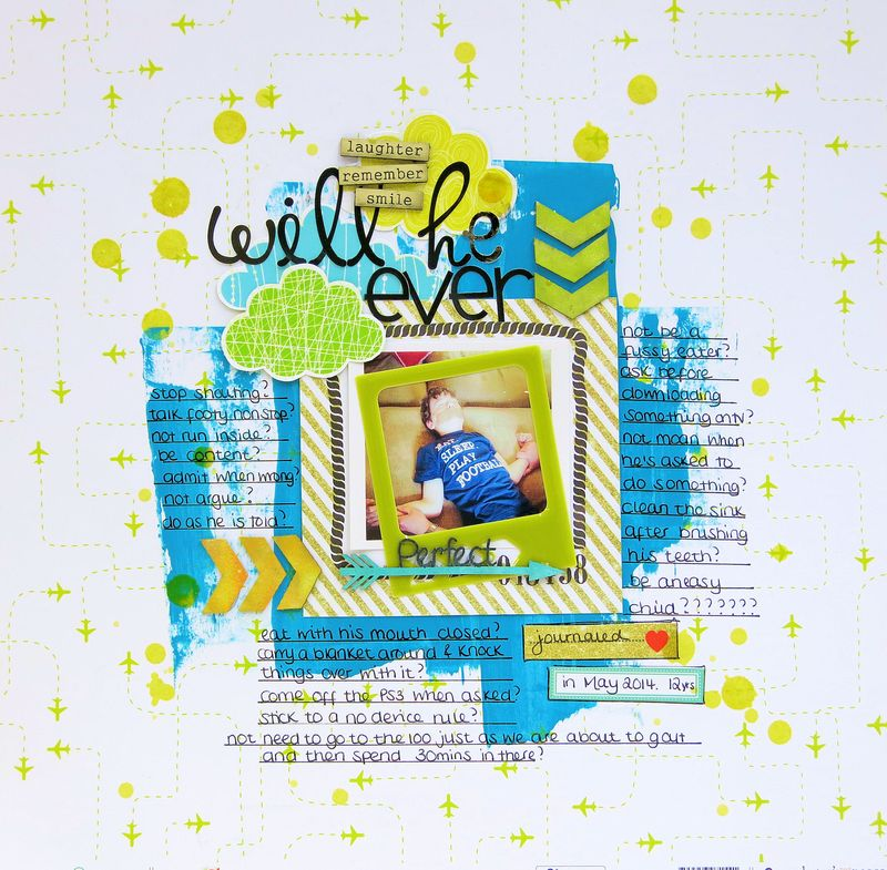 Lisa Saunders - Will
