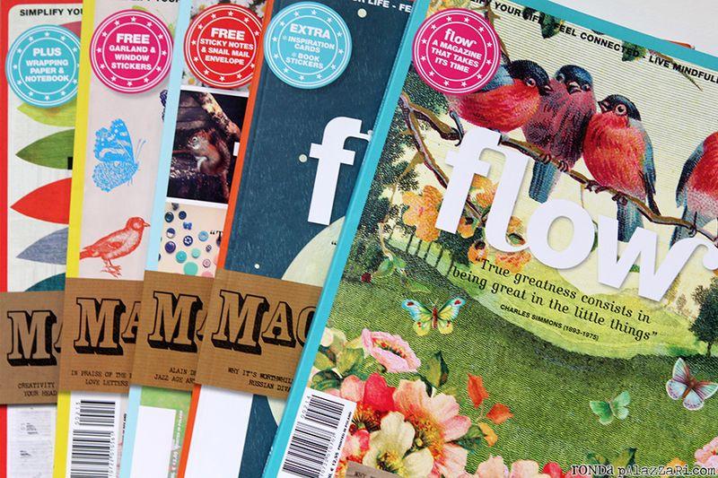 Ronda Palazzari Flow Magazine