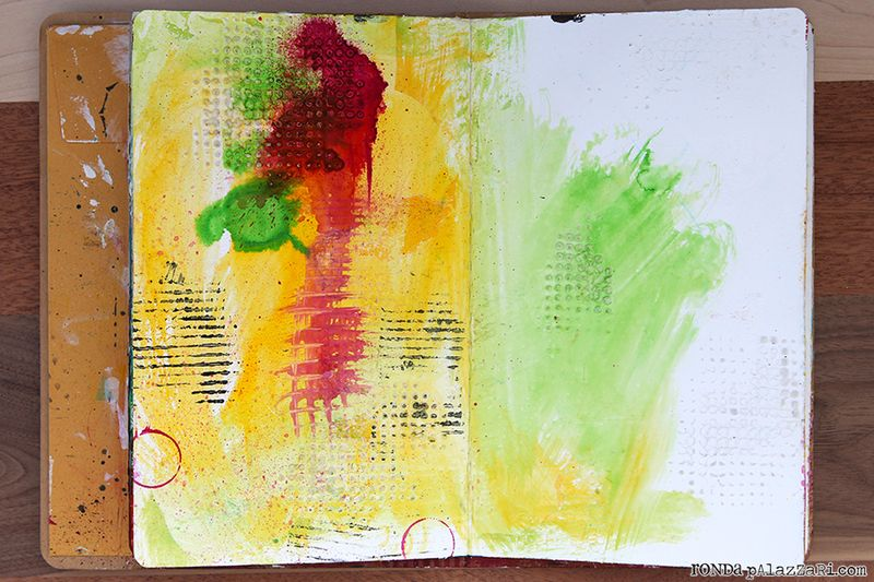 Ronda Palazzari Travel Art Journals 2