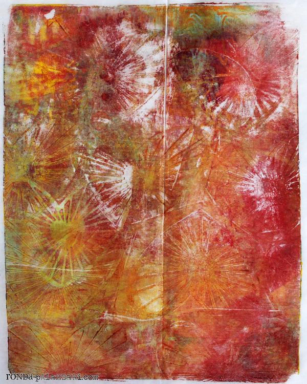 Ronda Palazzari Gelli Prints Deli Paper 7
