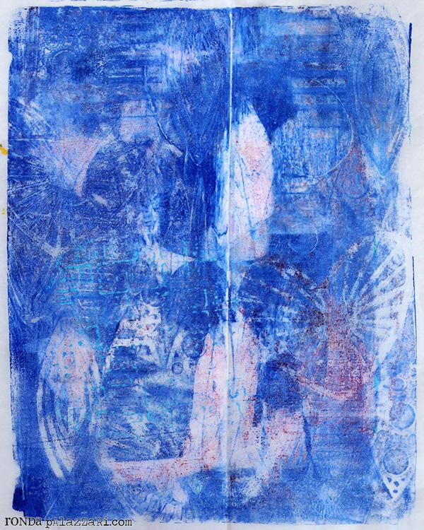 Ronda Palazzari Gelli Prints Deli Paper 10