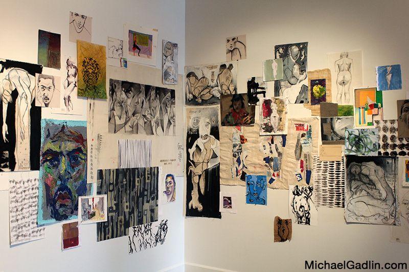 Ronda Palazzari Michael Gadlin AJ Installation