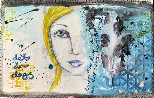 Anna Bjurlund Art Journal