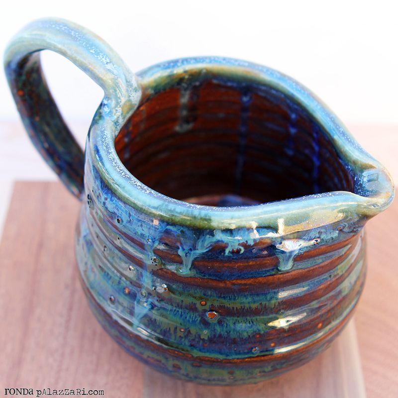 Ronda Palazzari Cheyenne Ceramics Pitcher