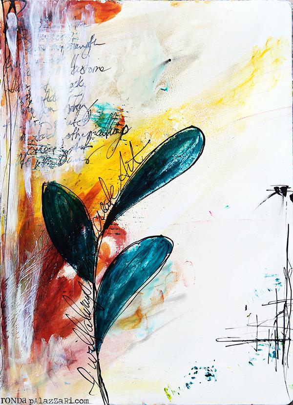 Ronda Palazzari Will Art Journal