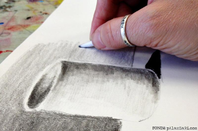 Ronda Palazzari Drawing