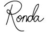 Ronda Palazzari Signature
