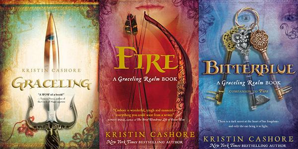 Kristin Cashore Graceling Realm Books