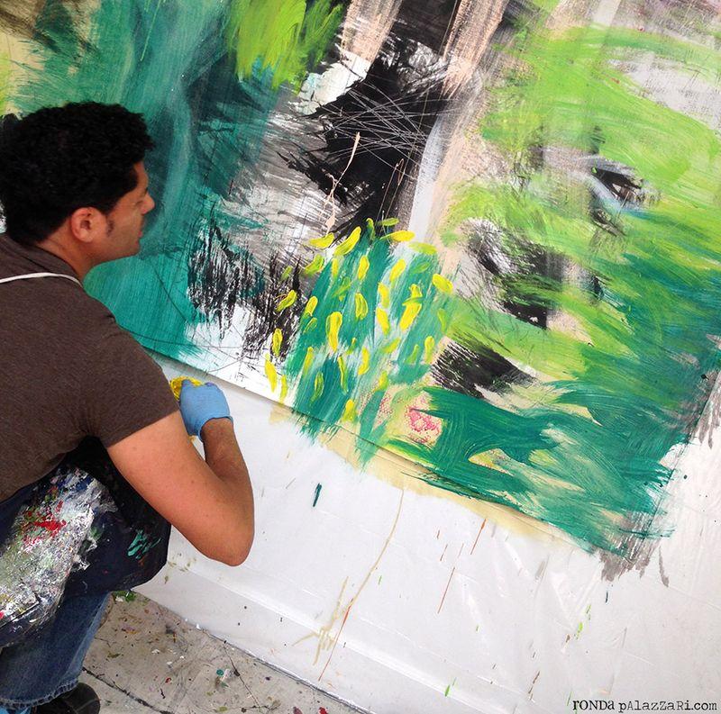 Ronda Palazzari Abstract Art 6