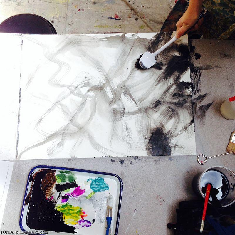 Ronda Palazzari Abstract Art 5
