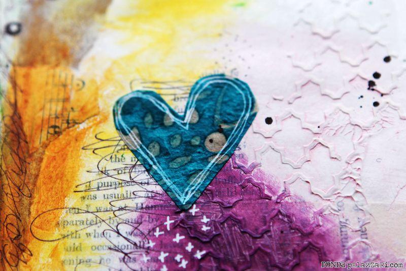 Ronda Palazzari My Heart Details