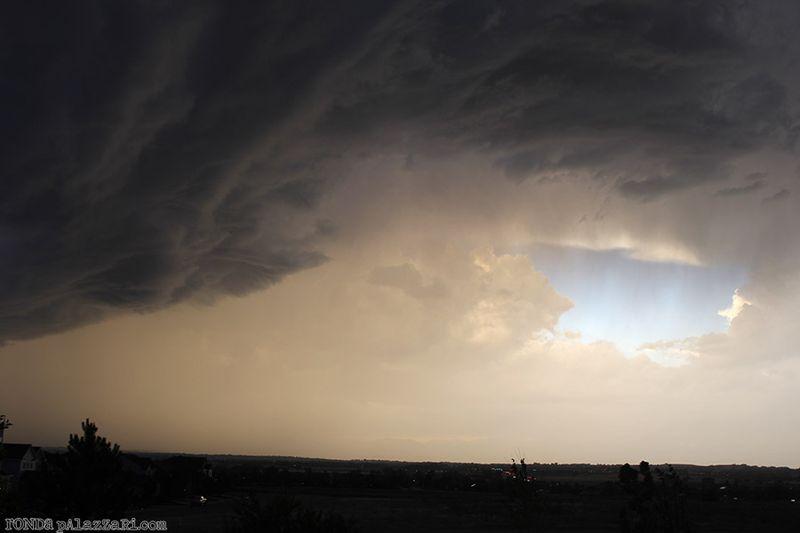 Ronda Palazzari Colorado Summer Storm 2
