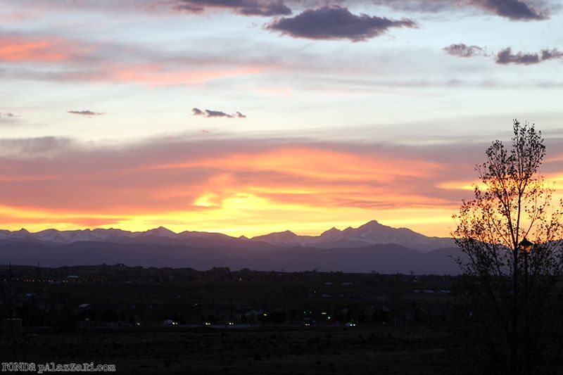 Ronda Palazzari Colorado Skies 7