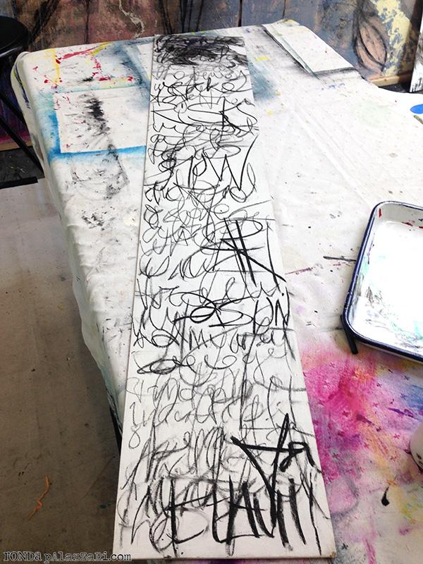 Ronda Palazzari Abstract 15