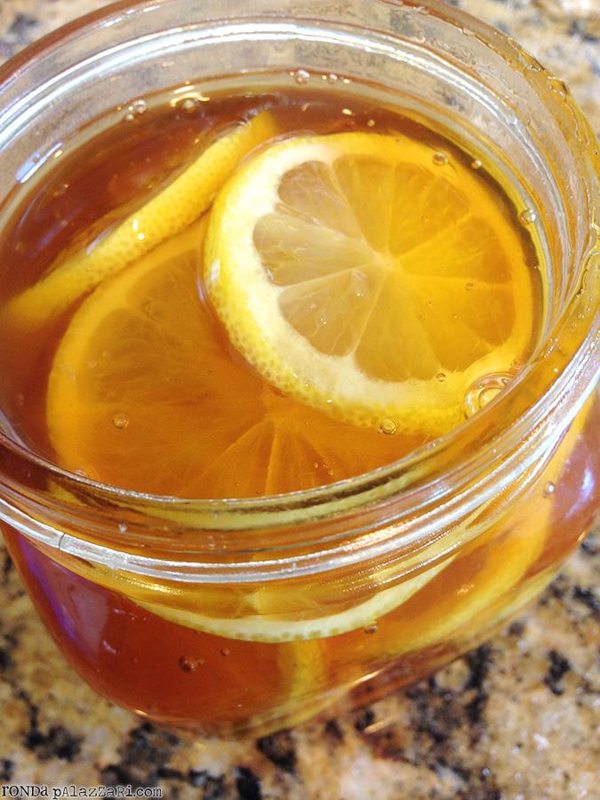 Ronda Palazzari Honey Lemon Concetrate