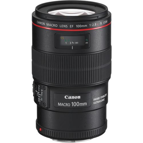 Cannon 100 MM Lens