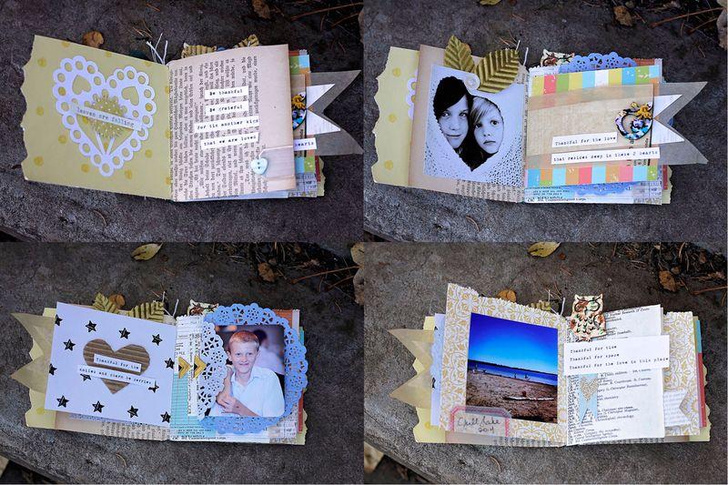 Jessica Lute Thankful Album Interior