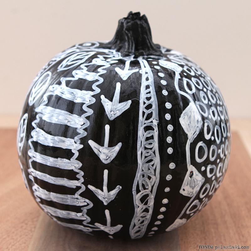Ronda Palazzari Boo Pumpkin 2