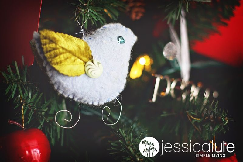 Jessi Lute Ornaments