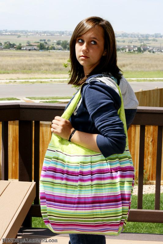 Ronda Palazzari Amy Butler Bag