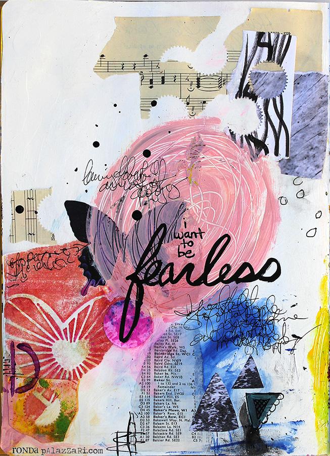 Ronda Palazzari Fearless