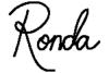 Ronda Palazzari Signature