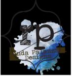 Ronda Palazzari Blue Logo