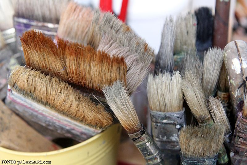 Ronda Palazzari Brushes 3