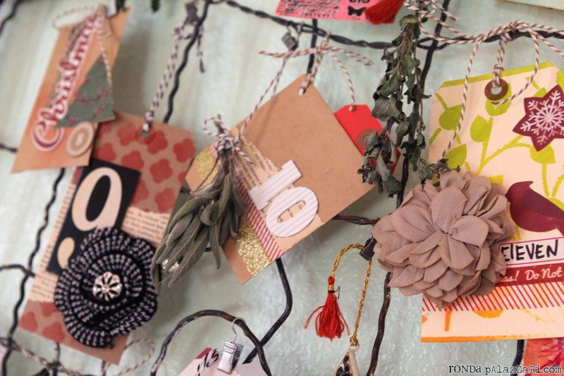 Ronda Palazzari Advent Calendar details