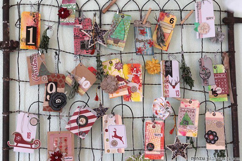 Ronda Palazzari Advent Calendar