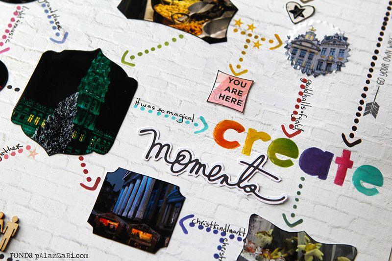 Ronda Palazzari Create Moments Details